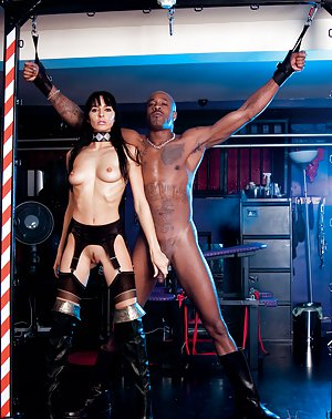 Femdom Black Pictures